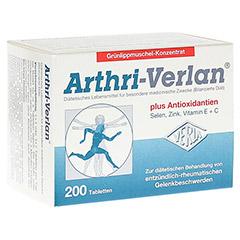 ARTHRI VERLAN Tabletten 200 Stück