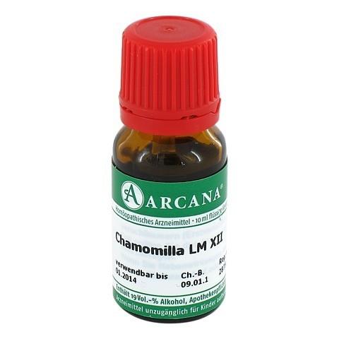 CHAMOMILLA Arcana LM 12 Dilution 10 Milliliter N1