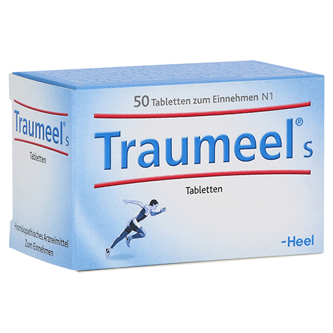 TRAUMEEL S Tabletten 50 St�ck N1