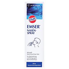 Emser Nasenspray 20 Milliliter N2 - Vorderseite