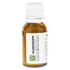 MAGNESIUM MURIATICUM C 30 Globuli 15 Gramm N1 - R�ckseite