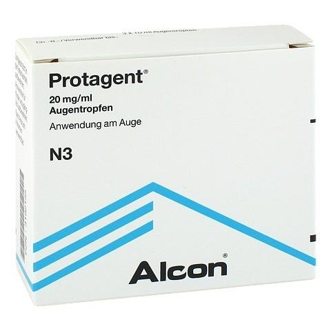 PROTAGENT Augentropfen 3x10 Milliliter N3