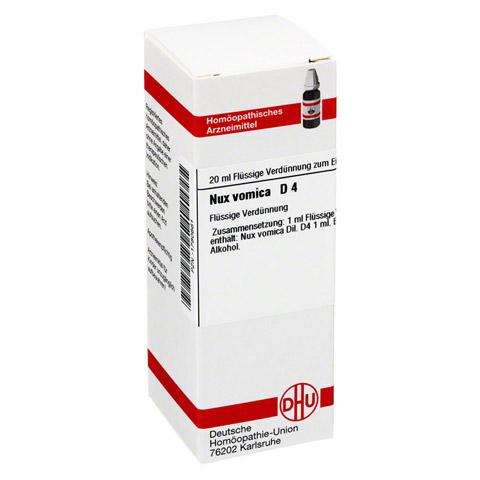 NUX VOMICA D 4 Dilution 20 Milliliter N1
