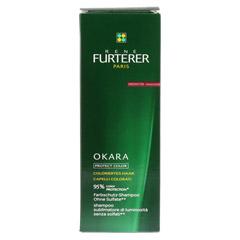 FURTERER Okara Farbschutz Shampoo sulfatfrei 200 Milliliter - Vorderseite