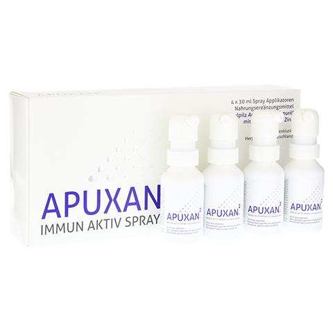 APUXAN Spray 4x30 Milliliter