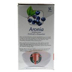 ARONIASAFT 3 Liter - Linke Seite