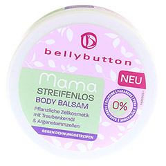 BELLYBUTTON Mama streifenlos Body Balm 200 Milliliter - Oberseite