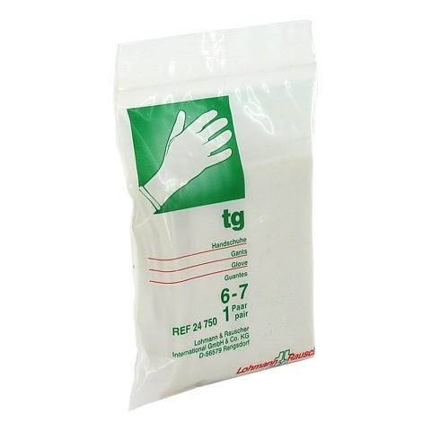 TG Handschuhe klein Gr.6-7 2 Stück