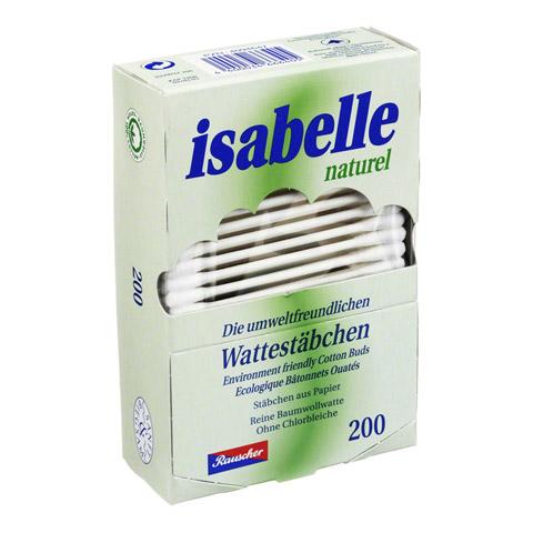 WATTESTÄBCHEN Isabelle Faltsch. 200 Stück