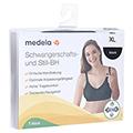 MEDELA Schwangerschafts- u.Still-BH XL schwarz 1 Stück