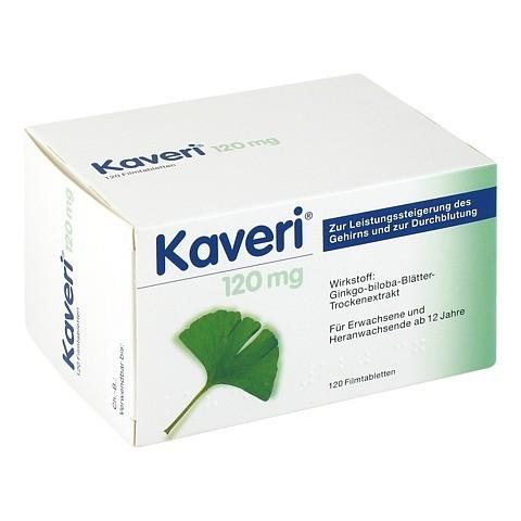 Kaveri 120mg 2x60 Stück N3