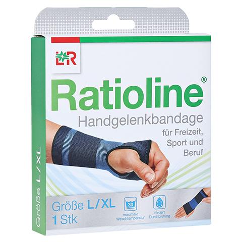 RATIOLINE active Handgelenkbandage Gr.L/XL 1 St�ck