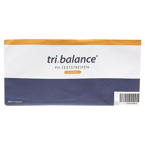 TRIBALANCE pH-Teststreifen Pocket 22 Stück