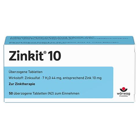 Zinkit 10 20 Stück N1
