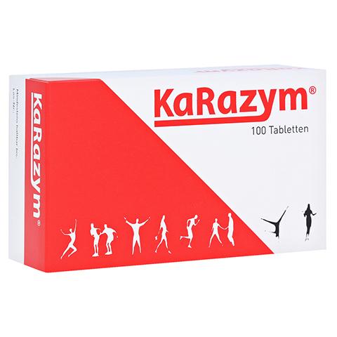 KARAZYM magensaftresistente Tabletten 100 Stück