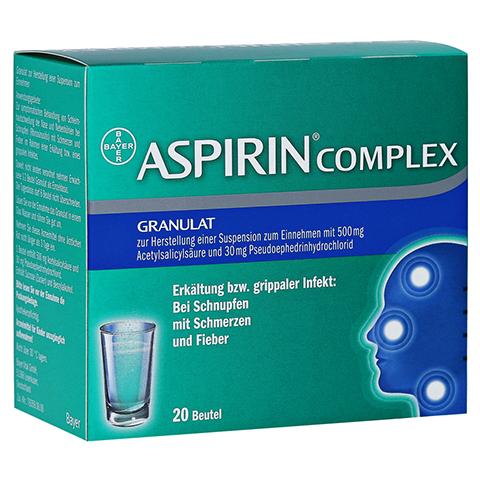 ASPIRIN COMPLEX 20 Stück N2