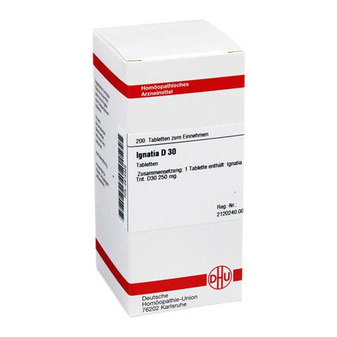 IGNATIA D 30 Tabletten 200 St�ck