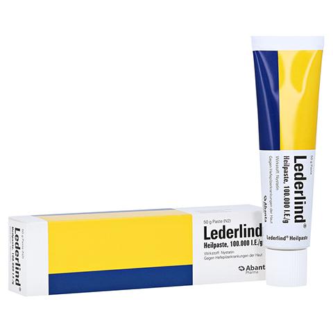 Lederlind Heilpaste 50 Gramm N2