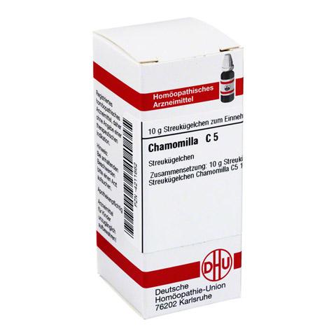 CHAMOMILLA C 5 Globuli 10 Gramm N1
