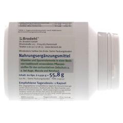 BENEVIT Mac Kapseln 60 St�ck - R�ckseite