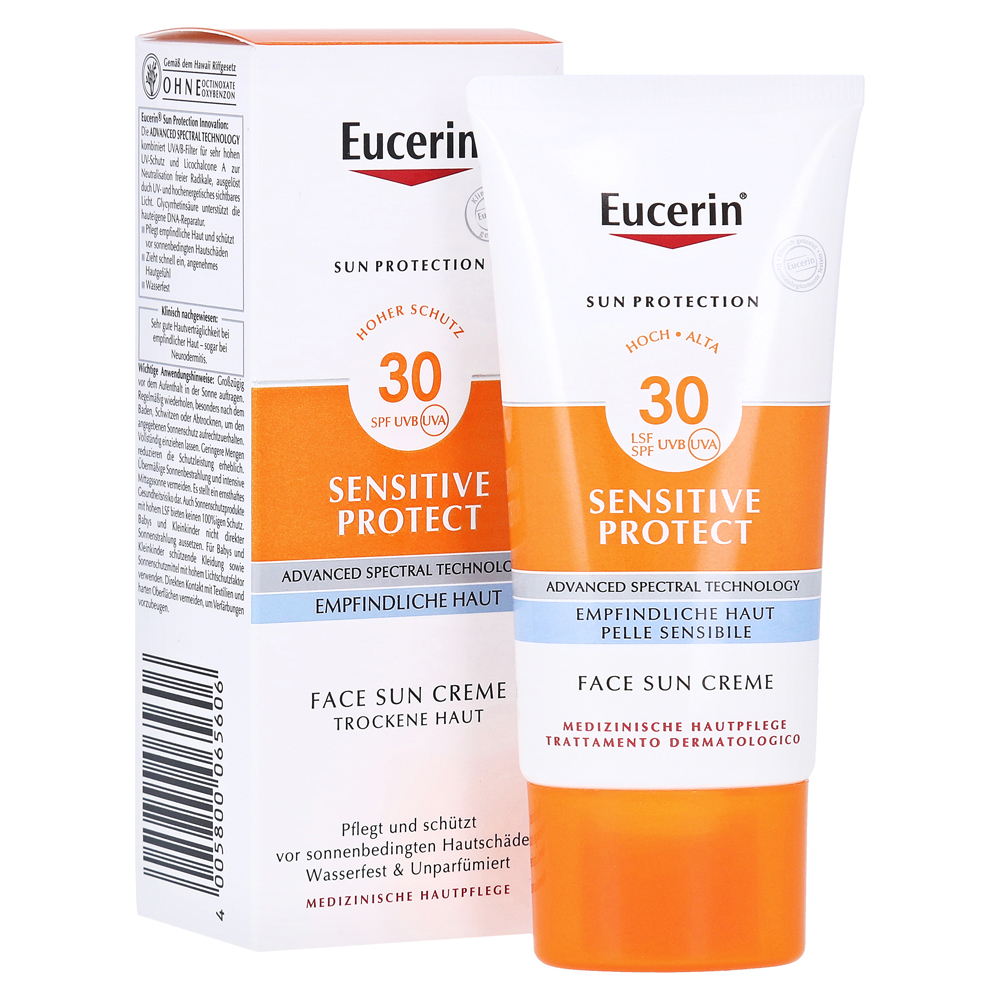 erfahrungen zu eucerin sun creme lsf 30 50 milliliter. Black Bedroom Furniture Sets. Home Design Ideas