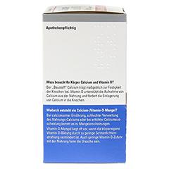 CALCIUM SANDOZ D Osteo Kautabletten + gratis Wirbelsäulengymnastik-Buch Calcium-Sandoz 120 Stück N3 - Linke Seite