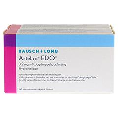 ARTELAC EDO Augentropfen 120x0.6 Milliliter N3 - Vorderseite
