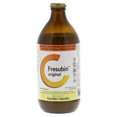 FRESUBIN ORIGINAL Vanille 12x500 Milliliter - Vorderseite