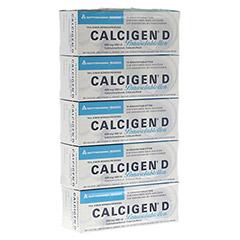 CALCIGEN D 600 mg/400 I.E. Brausetabletten 50 Stück N2