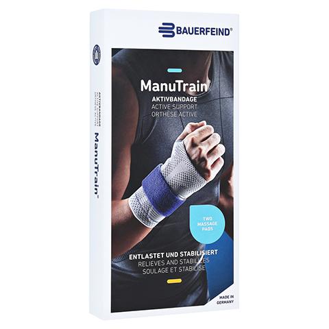 MANUTRAIN Handgelenkbandage rechts Gr.1 titan 1 St�ck