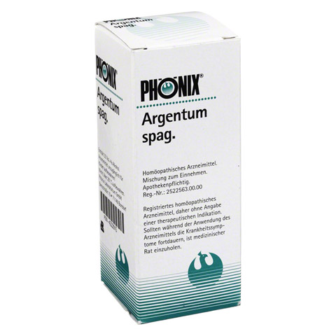 PHÖNIX ARGENTUM spag. Tropfen 50 Milliliter N1