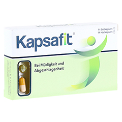 KAPSAFIT Kapseln 14x2 Stück