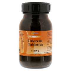 CHLORELLA TABLETTEN 500 mg 400 Stück