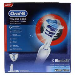 ORAL B TriZone 6000 SmartSeries Zahnbürste 1 Stück - Vorderseite