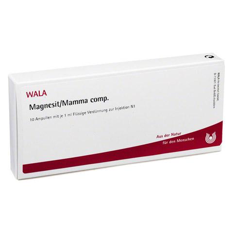 MAGNESIT/Mamma comp.Ampullen 10x1 Milliliter N1