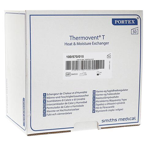 THERMOVENT T Portex 50 St�ck