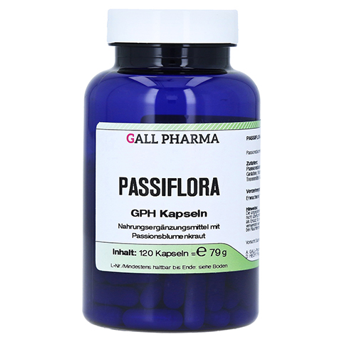 PASSIFLORA GPH Kapseln 120 St�ck