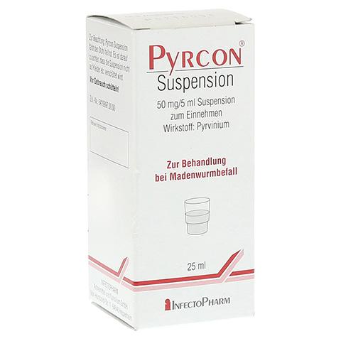 PYRCON Suspension 50 mg/5 ml 25 Milliliter N2