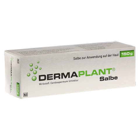 DERMAPLANT Salbe 150 Gramm N3