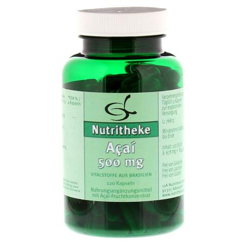 ACAI 500 mg Kapseln 120 Stück