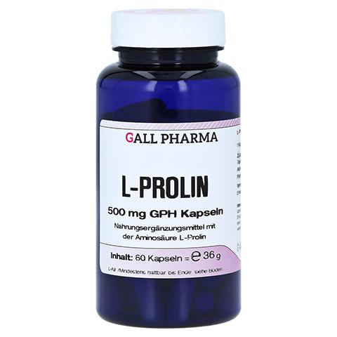 L-PROLIN 500 mg Kapseln 60 Stück