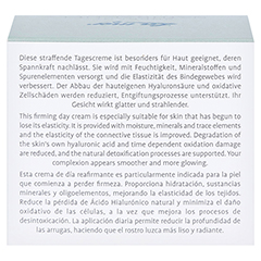 LA MER SUPREME Natural Lift Anti Age Cream Tag ohne Parf�m 50 Milliliter - R�ckseite