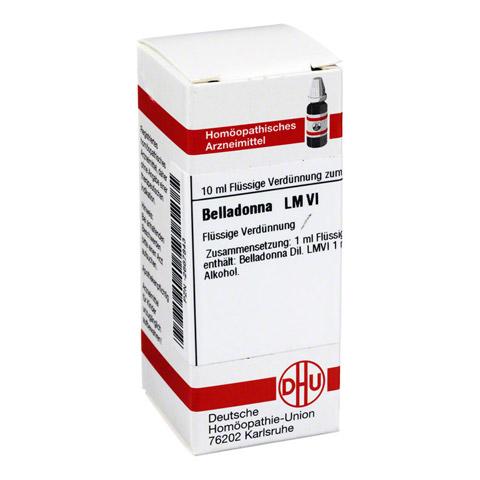 LM BELLADONNA VI Dilution 10 Milliliter N1
