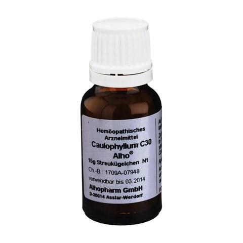 CAULOPHYLLUM C 30 Globuli 15 Gramm N1