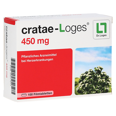 Cratae-loges 450mg 100 St�ck N3