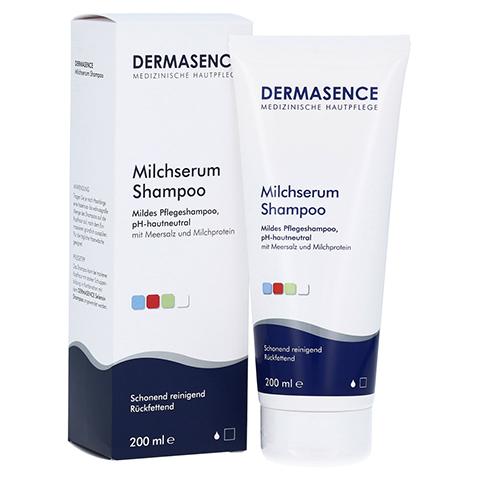 DERMASENCE Milchserum Shampoo 200 Milliliter