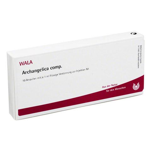 ARCHANGELICA COMP.Ampullen 10x1 Milliliter N1