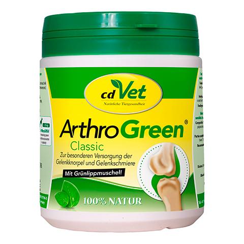 ARTHROGREEN Futterergänzung vet. 345 Gramm