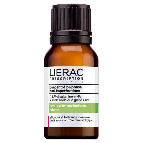 LIERAC Prescription Zwei-Phasen Konzentrat 15 Milliliter