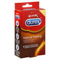 DUREX Natural Feeling Kondome 8 Stück